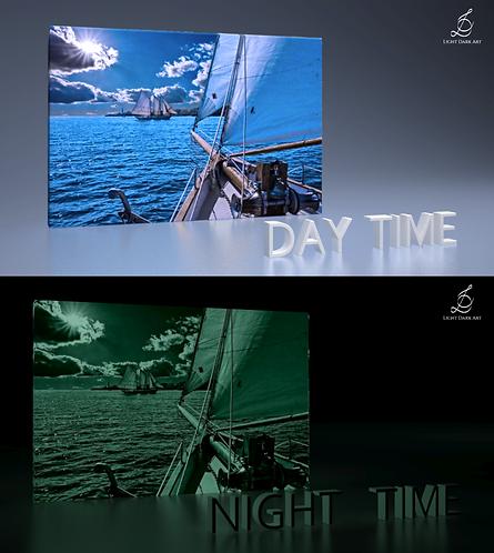Sailing time!