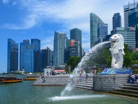 """""""何故、シンガポールなの?""""海外ウディングの候補地へ!"""