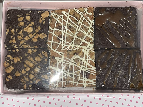 Mother's Day Variety Gourmet box Brownies