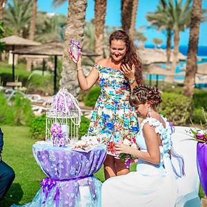Rotana wedding for two