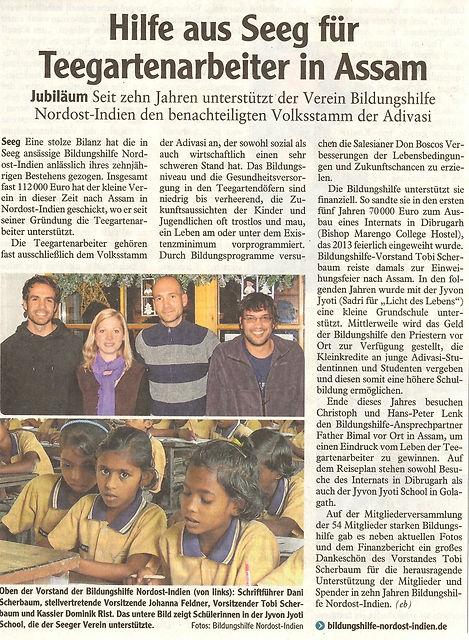 10-Jahre Bildungshilfe