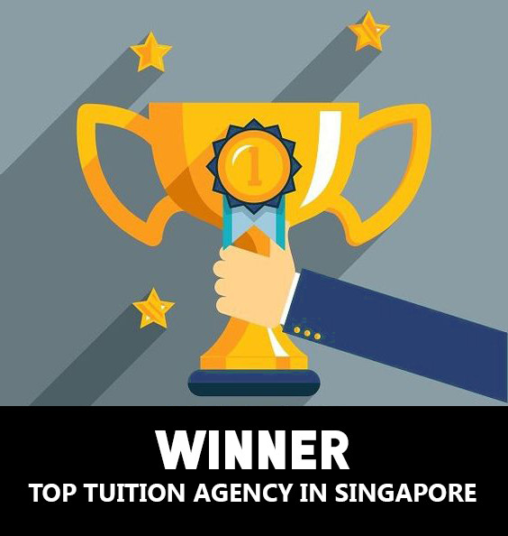 No.1 Top Tuition Agency in Singapore by MOE School Teachers