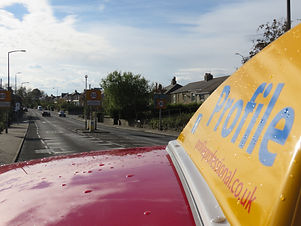 profile driving school, lessons in Rastrick and Brighouse