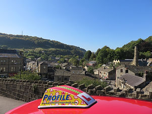 Hebden Bridge and Mytholmroyd driving schools, manual and automatic lessons