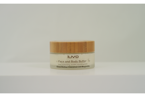 BUTTER| Face and Body | 100ml | SheaCo