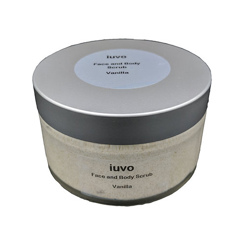 SCRUB | Face and Body | 200ml | Vanilla