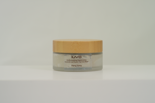 CLAY MASK | Face | 100ml | Bentonite and Kaolin