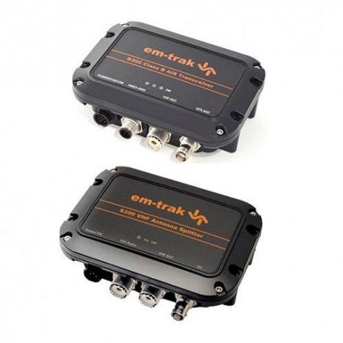 Sailor Xtreme Package - 1 x B300 Class B & 1 x S300 Antenna Splitter