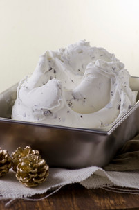White Mint Chocolate Gelato