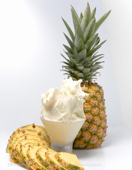 Pineapple Gelato