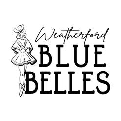Weatherford Blue Belles
