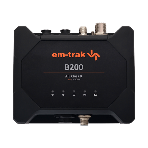 B200 - High Performance (5W/SO) AIS Class B with Battery Backup