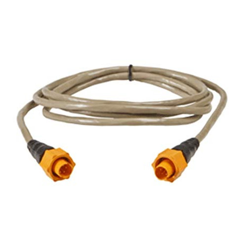 ETHEXT-6YL - Ethernet cable, yellow 5 Pin - 1.8 m (6 ft)