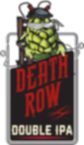 PCBC Tap Handle - DEATH ROW DOUBLE IPA 8