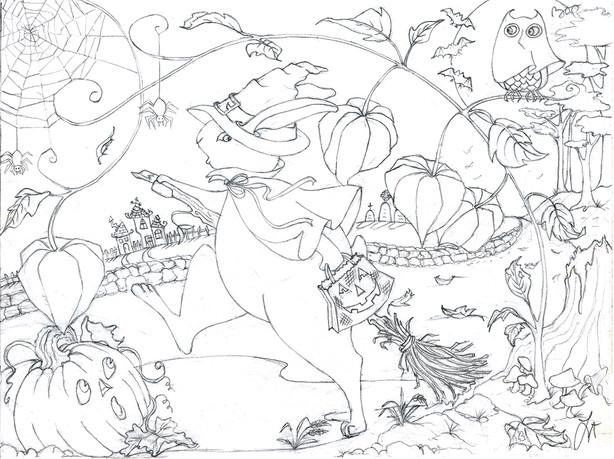 Esmeralda and the Spooky Boo