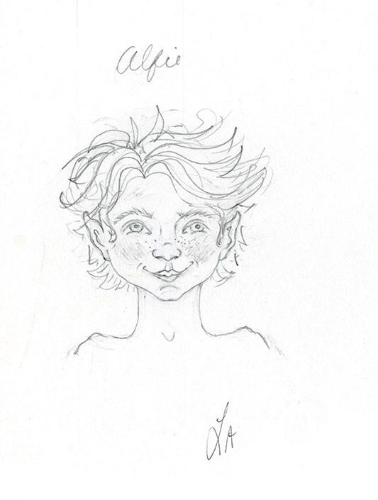 Alfie Elf