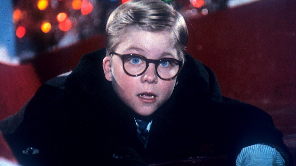 "Peter Billingsley as Ralphie Parker in ""A Christmas Story"""