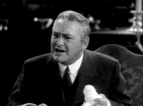 Edward Arnold as D. B. Norton