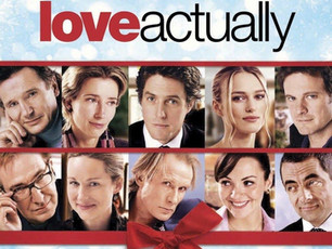 "Celluloid Christmas: Holy Hollywood! ""Love Actually"""
