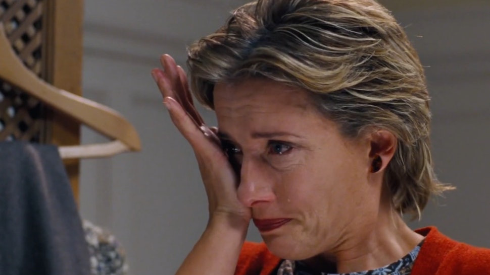 Emma Thompson's performance as a wife who realizes she's been wronged is heartbreaking.