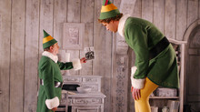 "Celluloid Christmas: Holy Hollywood! ""Elf"""