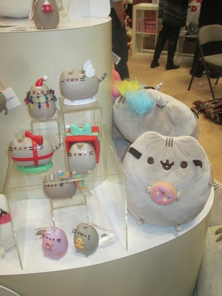Power to the Pusheen People! The kitty is available in myriad forms.