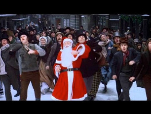 "Celluloid Christmas: Holy Hollywood! ""Scrooge"""