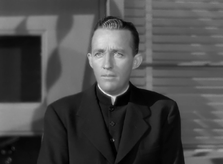 Bing Crosby as Father Chuck O'Malley