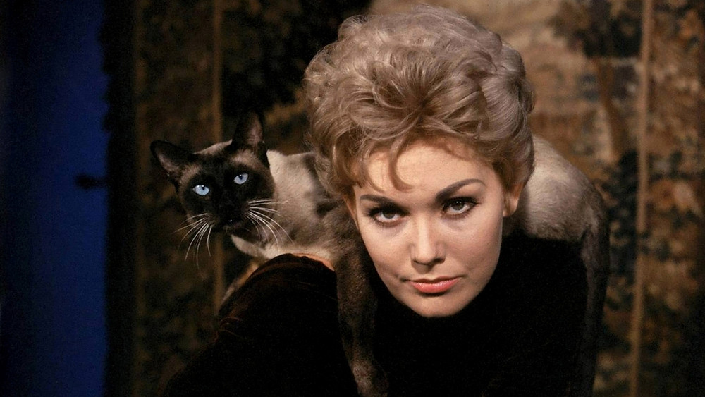Pyewacket and his mistress, the witch Gillian Holyrod