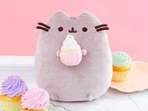 Plush Possibilities: Pushover for Pusheen