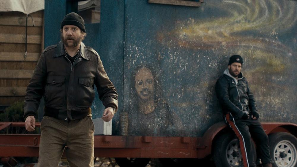 "Paul Giamatti and Paul Rudd in ""All Is Bright"""