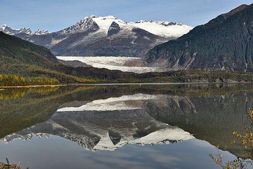 Mendenhall Glacier - Canvas/Prints
