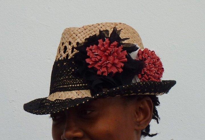 Decoración de sombreros