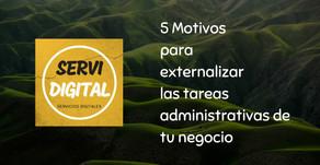 Servicios Administrativos para Negocios