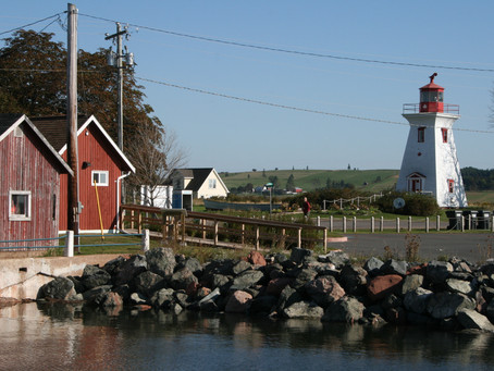 Atlantik-Kanada, PEI & New Brunswick