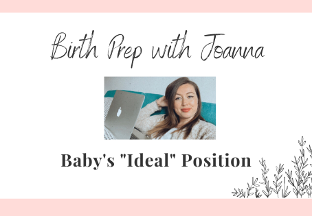 """Baby's """"Ideal"""" Position"""