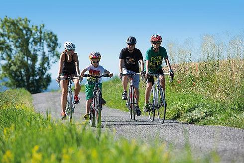 Cyclotourisme en famille codep cyclo 44