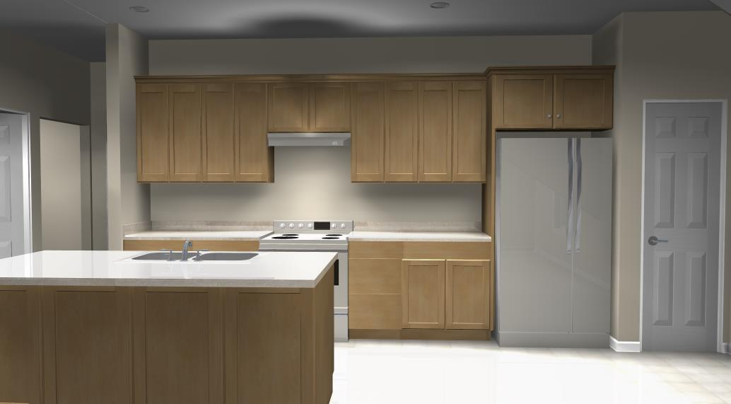 Eldridge Standard Kitchen