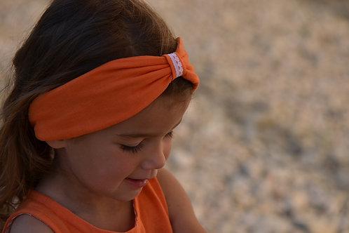 Bandeau Abricot