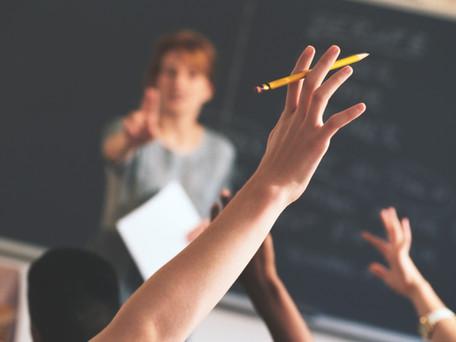 Los profesores, pilares de la educación y de la vida