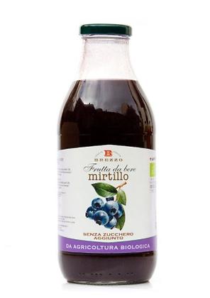 Frutta da bere - Mirtillo