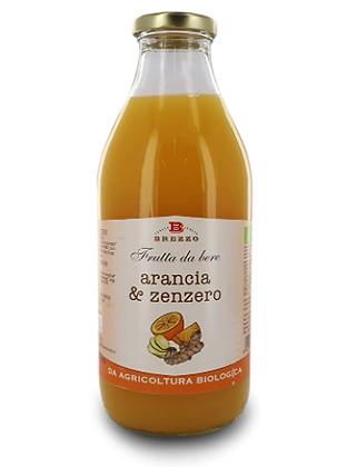 Frutta da bere - Arancia e zenzero