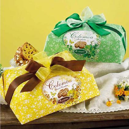 Colomba Flamigni - gocce di cioccolato