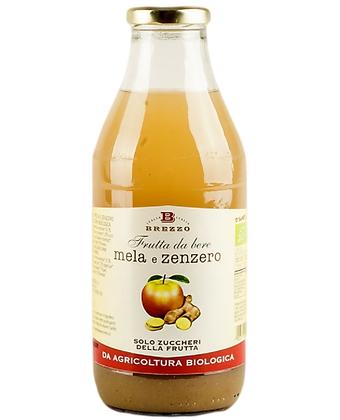 Frutta da bere - Mela e zenzero