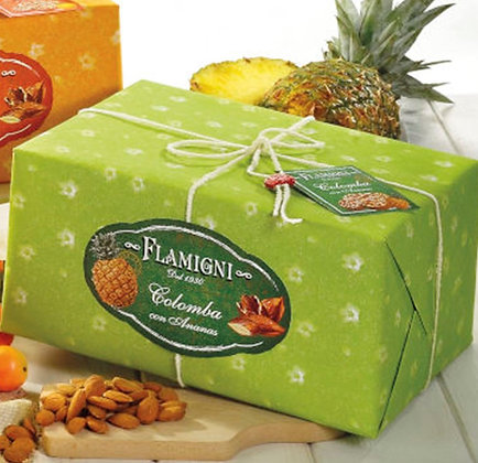 Colomba Flamigni all' ananas