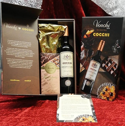 Scatola Vermouth Choccolate Experience