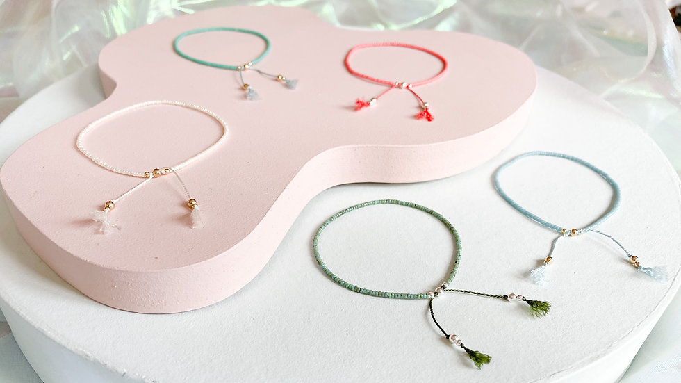 The Classic Adjustable Bracelet   Ready to Ship