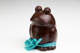 La grenouille en chocolat (lait ou noir)