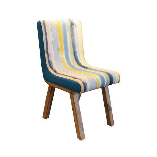 Knots + Crosses Chair