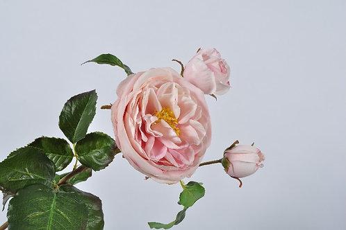 ROSE STEM PINK 57 cm